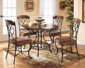 Nola round table dinette set by dining rooms outlet nola round table