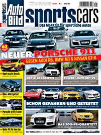 Auto Bild Sportscars Kontakt by Zeitschriften Shop Avd De