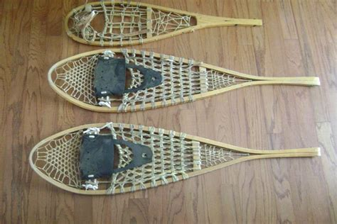 diy snow shoes how to make snowshoes a diy project for the