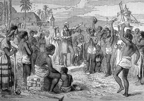 how did new year start history why did slavery start religion history