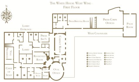wh floor plan white house maps npmaps just free maps period