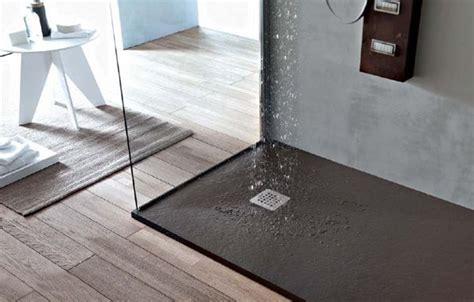 piatti doccia 70x120 piatto doccia in pietra solidstone alto 2 8 cm grafite