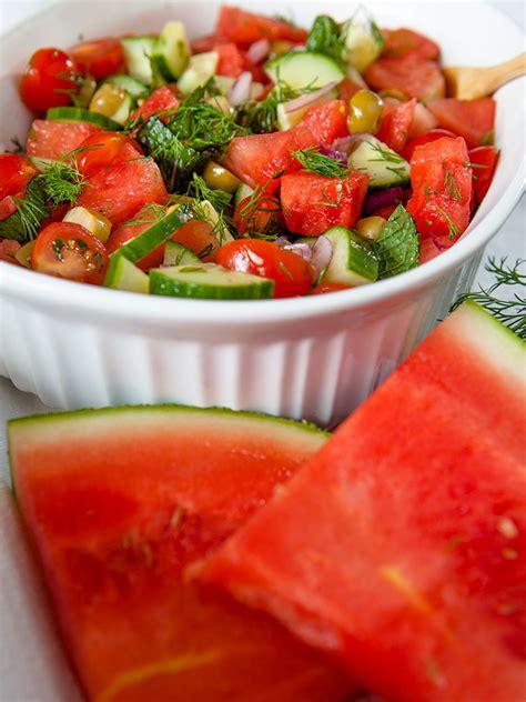 watermelon tomato salad watermelon and tomato salad healthy food