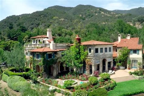 jeff bridges sells sprawling montecito estate for 16m