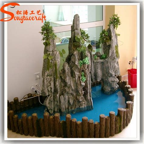 decorative waterfalls for home decoration decorative