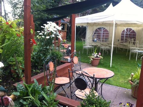 The Garden Tea Room by The Secret Garden Tea Room Manchester