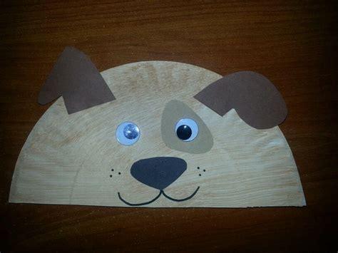 puppy craft crafts for preschoolers