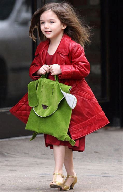 Suri May Be Getting A by Suri Cruise Not Launching Own Fashion Line Indiatoday