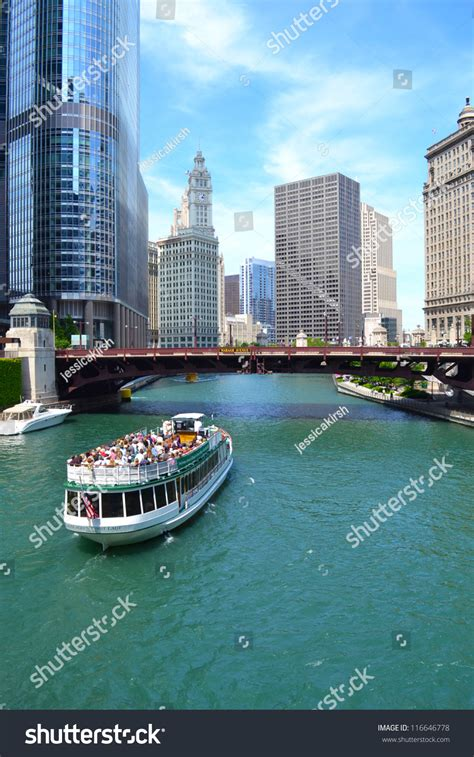 chicago boat tours first lady chicago june 14 chicagos first lady stock photo 116646778