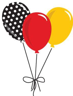 mickey balloon clip art 30