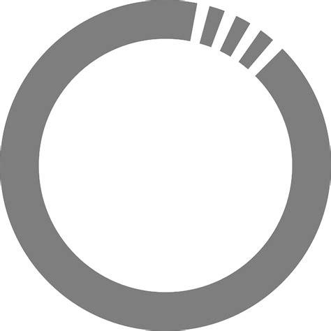 imagenes png circulos vector gratis c 237 rculo anillo abierta dise 241 o imagen