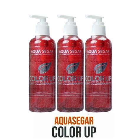 Pupuk Cair Aquascape Aqua Segar jual pupuk cair aquascape color up 250ml aqua segar