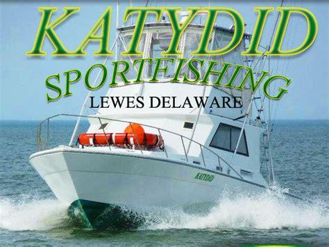 charter boat fishing rehoboth beach katydid sport fishing visit delaware beaches rehoboth