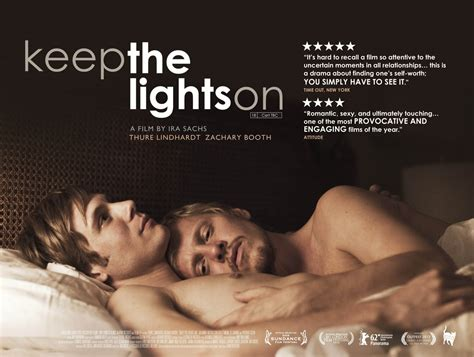 Keep The Lights On by Keep The Lights On 2 Of 2 Large Poster