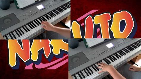 naruto keyboard themes naruto shippuden ost 2 quot hyouhaku quot sasuke s theme