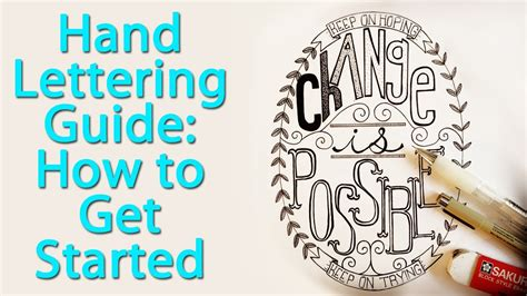 typography tutorial for beginners hand lettering a step by step guide to layouts youtube