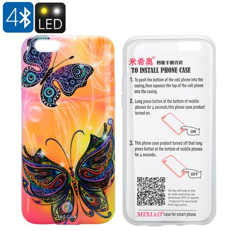 Butterfly Cell Phone Designed By A 15 Year by Wholesale Led Iphone 6 With Butterfly Design From China