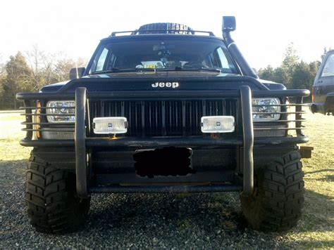 Jeep Brush Guard Jeep Brush Guard