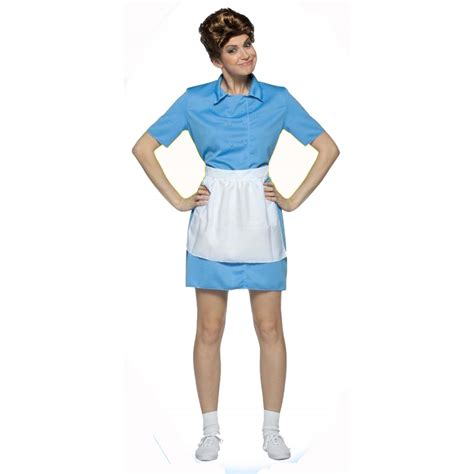 adult costume alice the maid fancy dress costumes