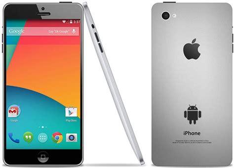 apple официально анонсировал iphone 5a под управлением android mbdevice