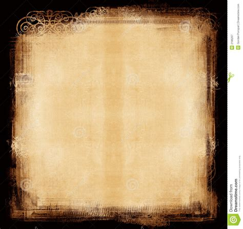 grunge floral frame background royalty free stock images grunge border and background royalty free stock photography image 2186207