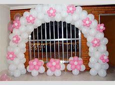 Decoración primavera | Adornos con globos | Decoración con ... Horario Walmart