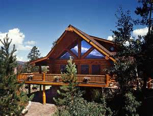 log cabin builders colorado home at last sweat equity pays dividends
