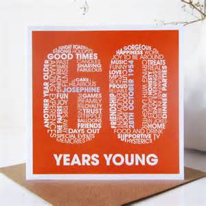 personalised 60th birthday card by mrs l cards notonthehighstreet