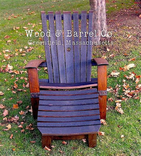 wood adirondack chairs massachusetts 12 best images about wood barrel co on