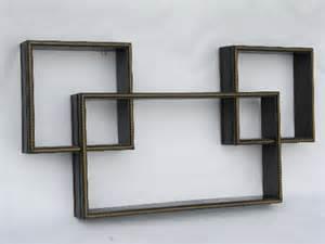 box with shelves 60s vintage mod cubes modular shadow box shelves for retro