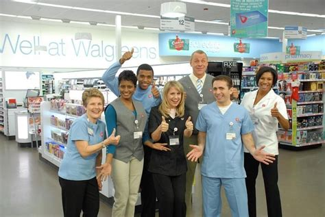 Employee Pharmacy by An Excited Walgreens Team Walgreens Office Photo