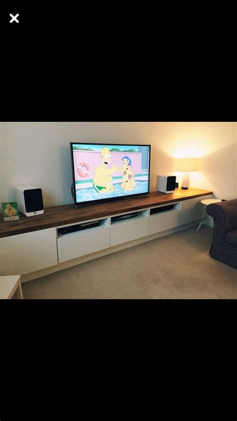 butcher s niche the one about a ikea brimnes hack butcher s niche tv stand ideas from ikea