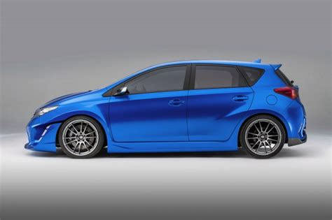 scion im concept previews new compact five door hatchback