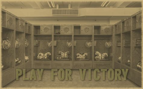 play  victory locker room  sepia  wide nfl motivational  branded wallpapers