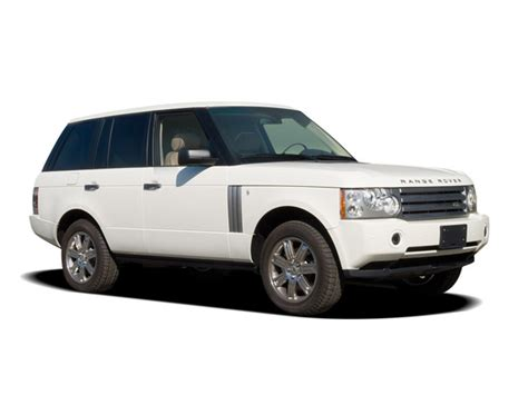 range rover specifications 2006 land rover range rover specifications pricing