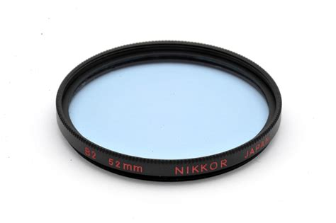 A Light Year B2 52mm Nikkor In Filter