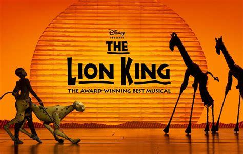 el rey leon entradas musical el rey le 243 n el musical m 225 s emocionante de broadway