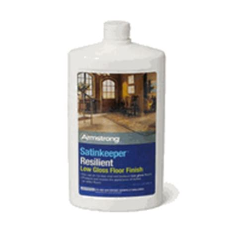 Armstrong Shinekeeper Floor Finish by Armstrong Shinekeeper Resilient Floor Finish 32 Oz