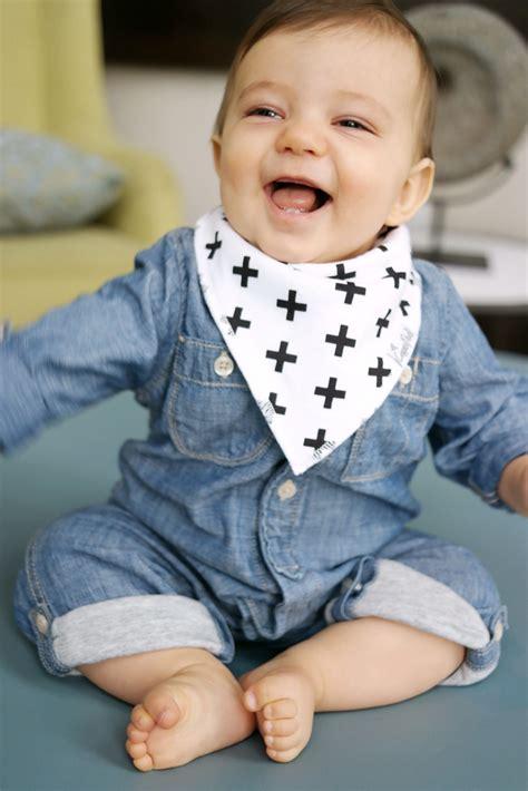 Bib Baby baby bandana bibs bibdana copper pearl status