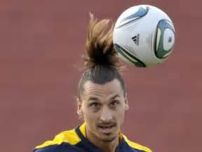 european soccer player ponytail silvio berlusconi told zlatan ibrahimovic to hit his hair