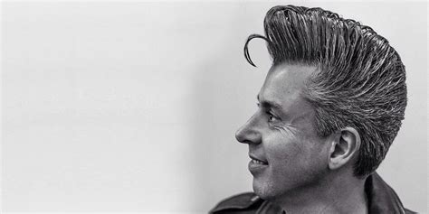 pin  pompadour hairstyle