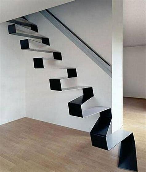 hängematte zu hause modern idee treppe