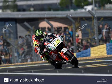 Motorrad Grand Prix Le Mans by Rennstrecke In Le Mans Le Mans Frankreich 6 Mai 2016