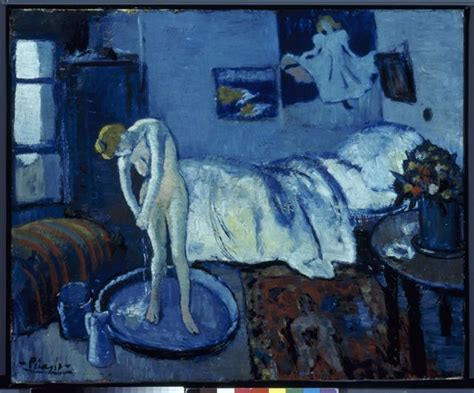 picasso paintings during the blue period the of history pablo picasso s blue period