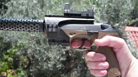 Airgun Beretta Px4 Recon 177 airgun beretta px4 recon hd review by nosfctech