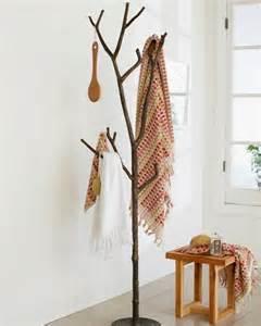 arbre porte manteau original en 15 exemples modernes
