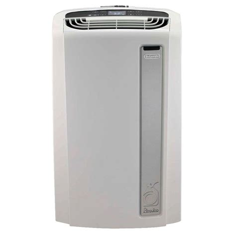 delonghi pinguino portable air conditioner with remote control pacan125hpec whynter 14 000 btu portable air conditioner with