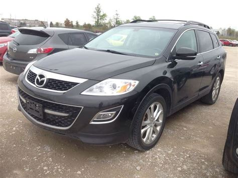 mazda barrie ontario 2012 mazda cx 9 gt barrie ontario used car for sale