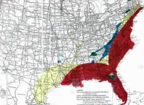 us navy map of flooded future america caribbean east gulf coast tsunami ubm david eells
