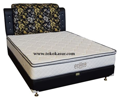 Seprai Single 2in1 Tenorikuma 120x200 bed murah harga bed termurah airland comforta guhdo king koil